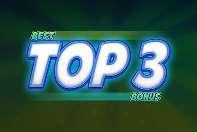 Best Top 3 Bonus