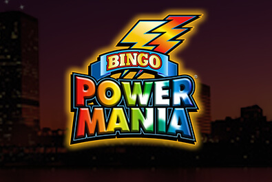 Power Mania Bingo