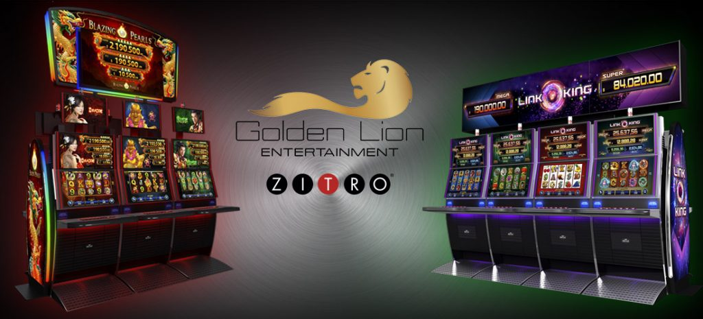 Bryke Increases Its Presence With Golden Lion Casinos Installing More Machines
