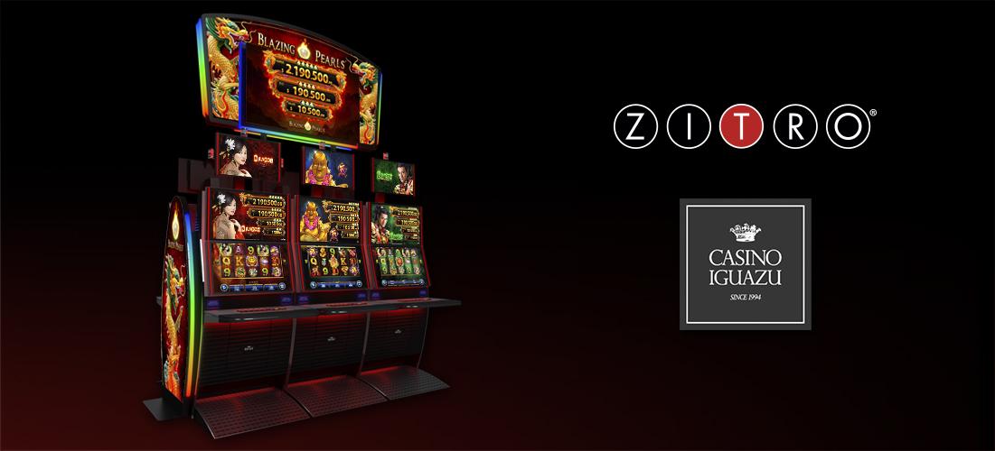Zitro increases its presence at the Iguazú Casinos
