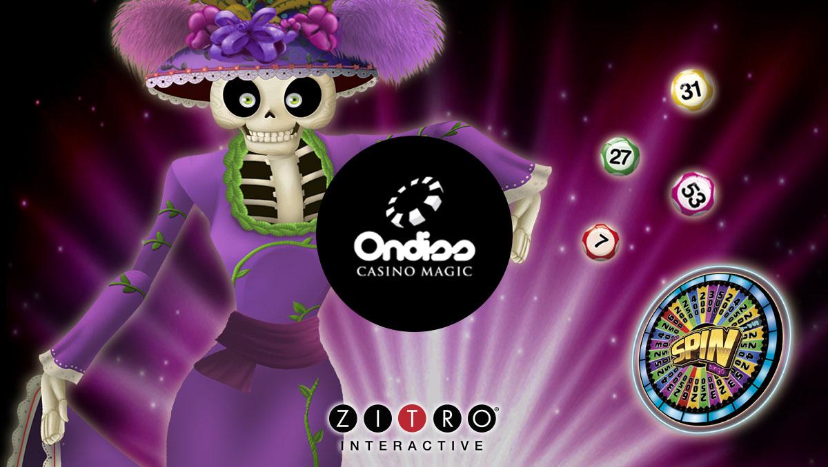 Zitro online games arrive in Argentina