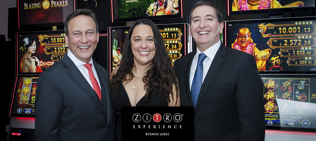 Zitro reaffirms its commitment in the region during the Zitro Experience in Buenos Aires with a solid and close leadership