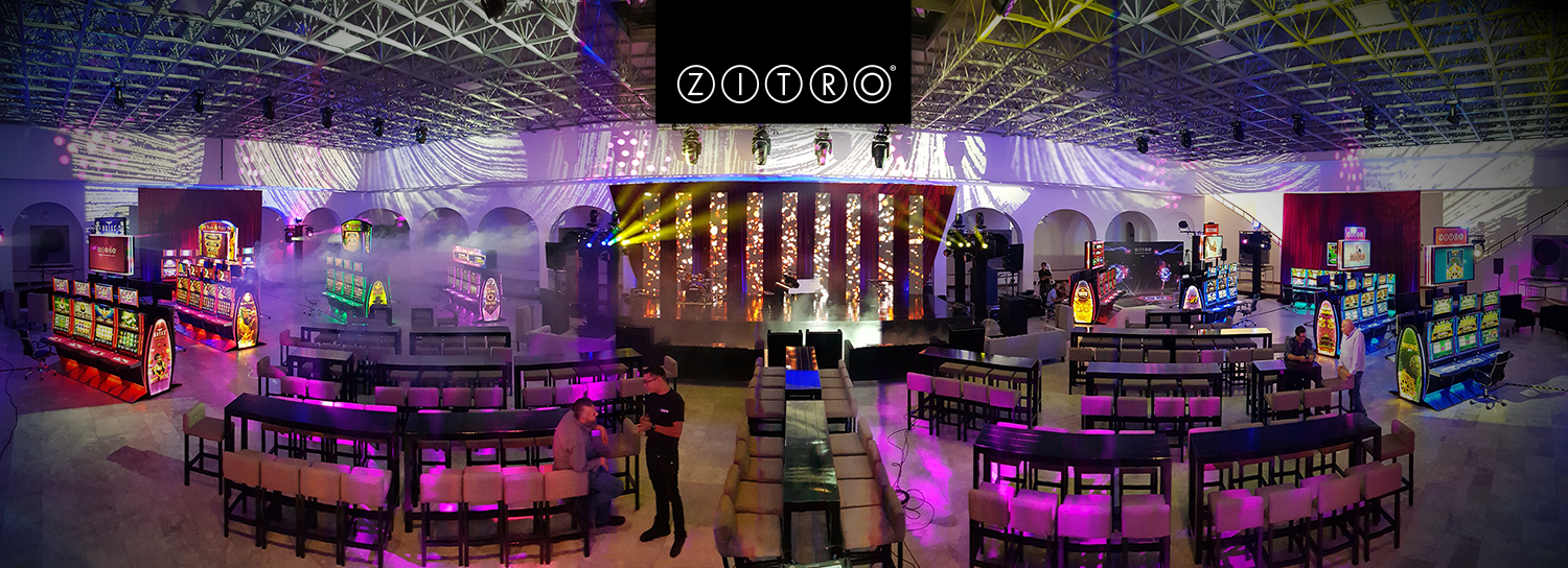Zitro surprises with its deep range of Video Bingo and Video Slot products at Zitro Experience Mexico
