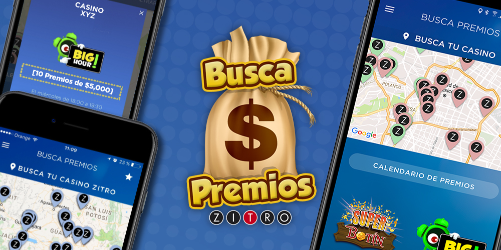 """Zitro anounces new services in its mobile application """"Busca Premios"""""""