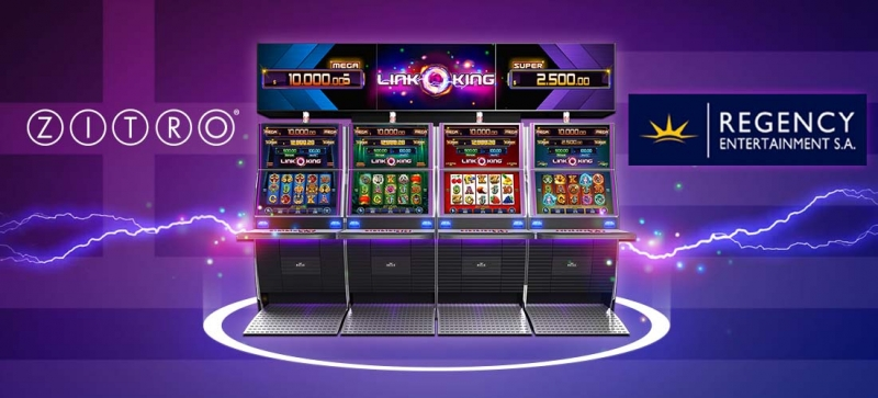 Link King arrives at Regency Entretainment casinos - News - Zitro Games