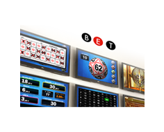Zitro Games - Electronic Bingo - Informative Screens