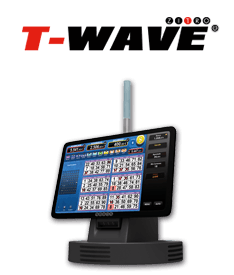 Zitro Games - Electronic Bingo - Terminal T-Wave