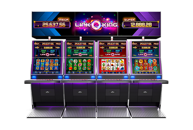 Zitro Games - Land-Based Video Slot - Link King