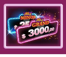 Zitro Games - Club VIP - My Grand Minor