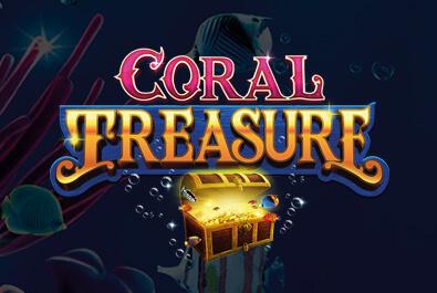 Video Slot - Multigame Standalone - Pick & Win - Coral Treasure