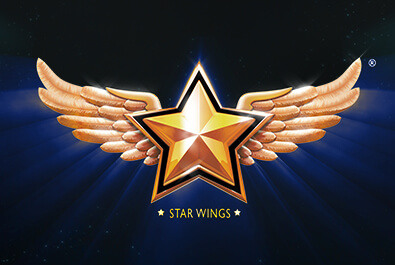 Vido Slot - Multigame Standalone - Hot Deal - Stars Wings