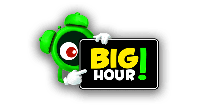 Zitro Games - Video Bingo - Promotional Systems - Big Hour