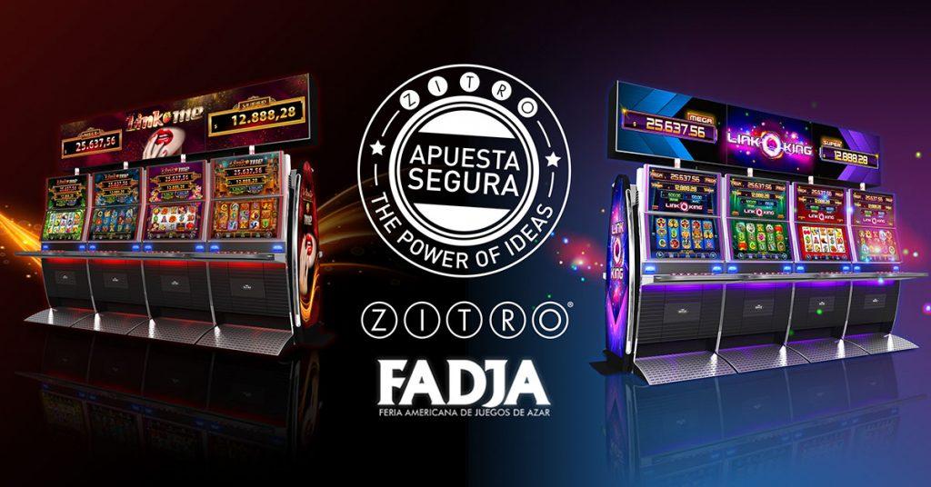 Feria Americana de Juegos de Azar Fadja 2019 - Zitro