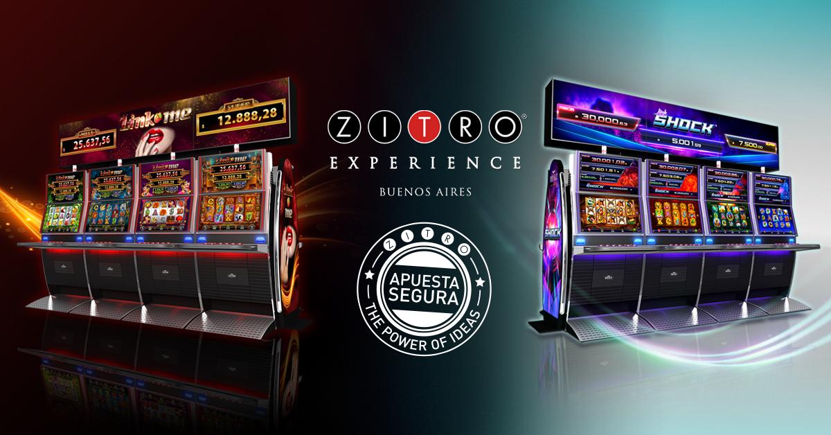 Zitro will celebrate it's Zitro Experience Argentina in Buenos Aires