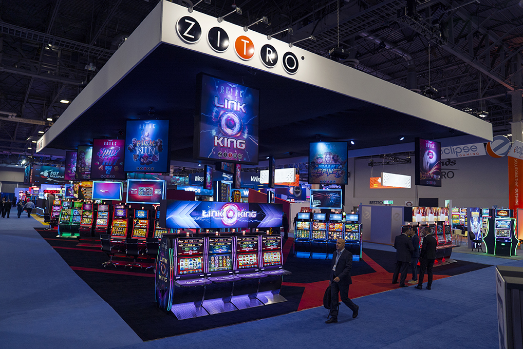 G2E Las Vegas - Gallery - Event -Zitro Games