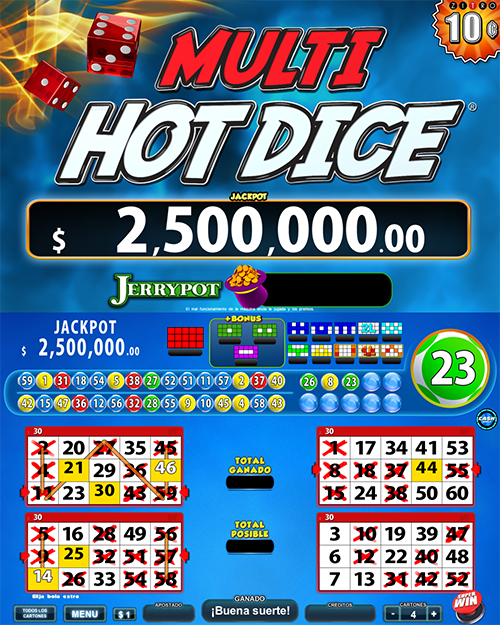 Multi Zitro Hot Dice