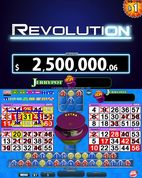 Zitro Revolution