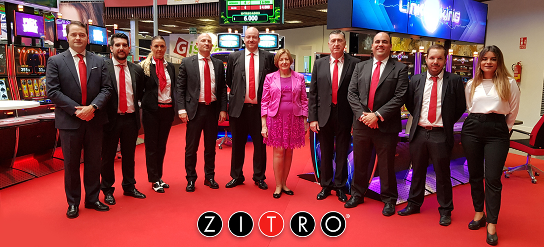 Complete Success For Zitro At The Torremolinos Show
