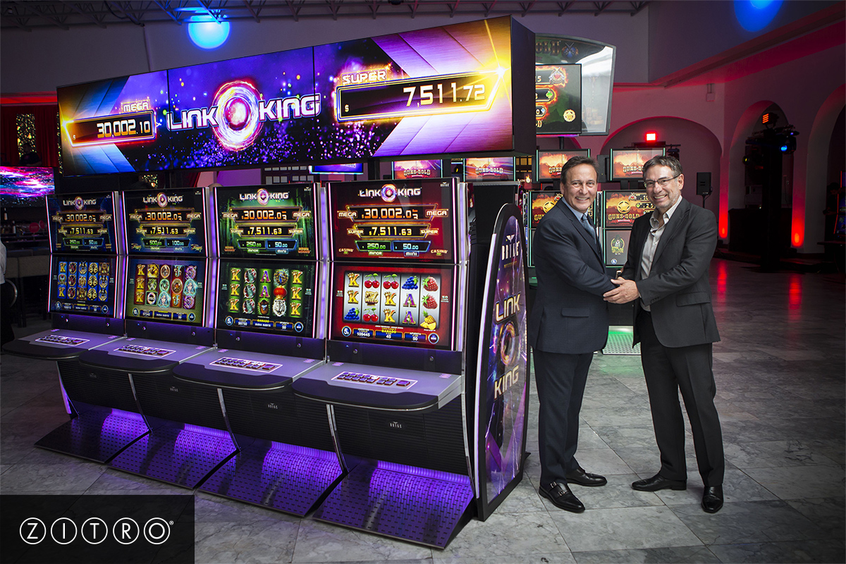 Palacio De Los Números Installs 94 Bryke Machines At Its Mexican Casinos