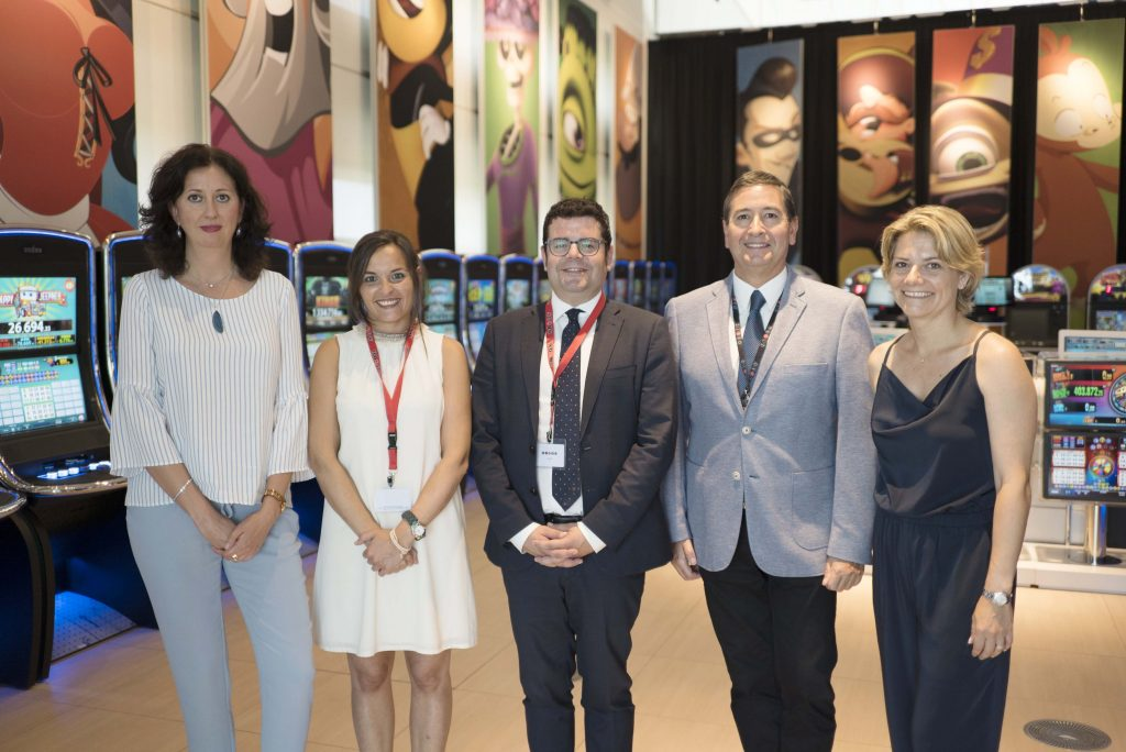 Gaming authorities of Castilla y León visit Zitro