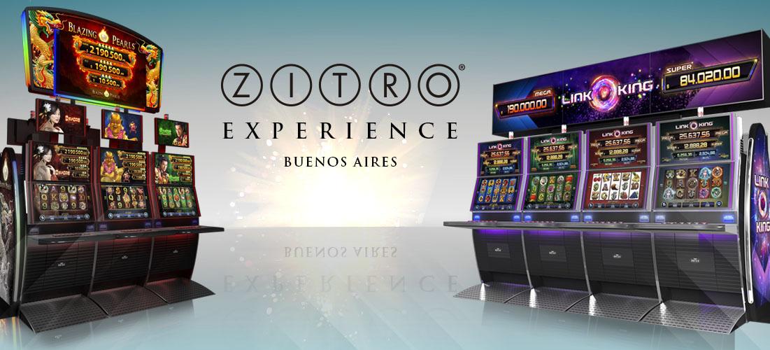 Zitro experience Argentina - Events - Zitro Games