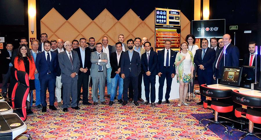 Andalusia welcomes Zitro's new Electronic Bingo