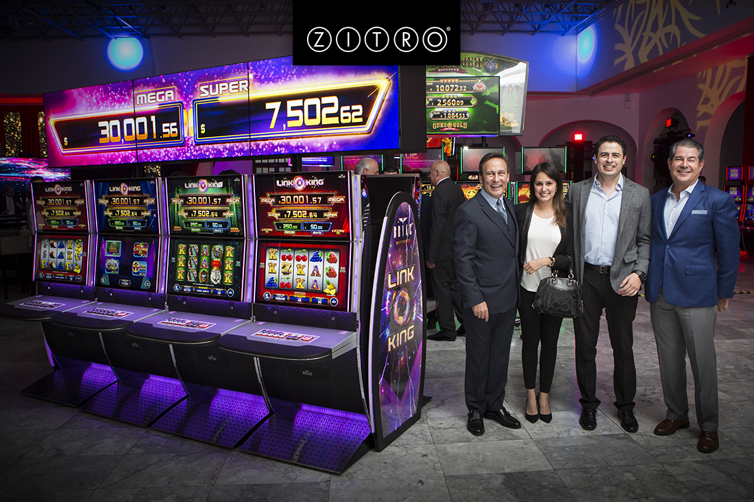 PlayCity installs 316 Bryke Machines in Mexico - News - Zitro Games