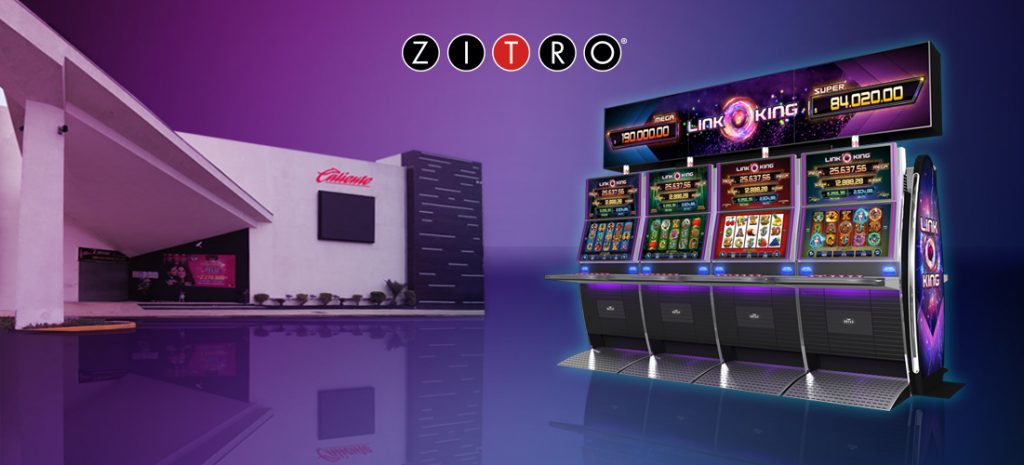 Zitro's Link King makes its debut in Mexico - News - Zitro Games