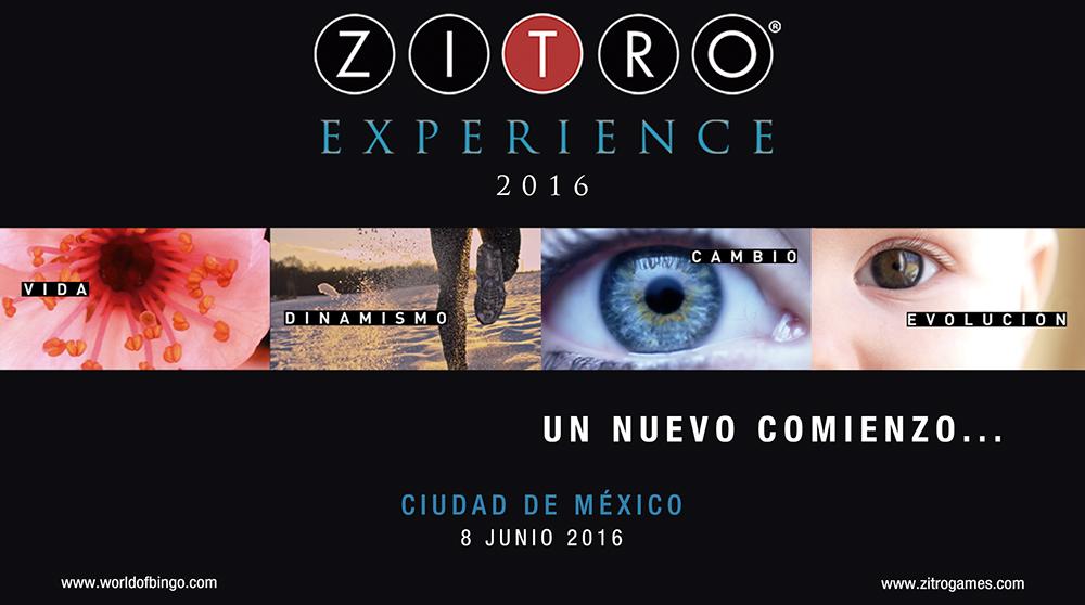Zitro Experience 2016