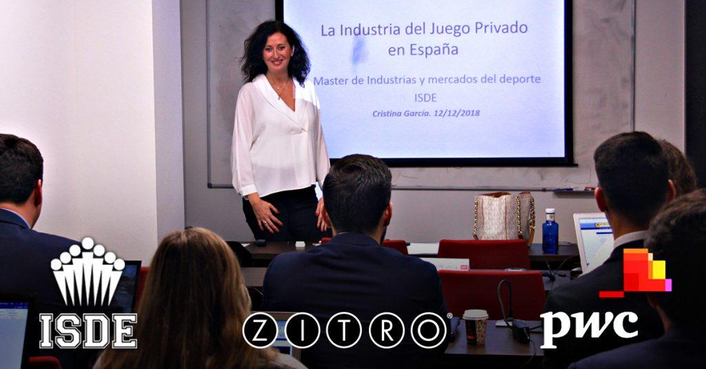 Zitro collaborates with ISDE PwC