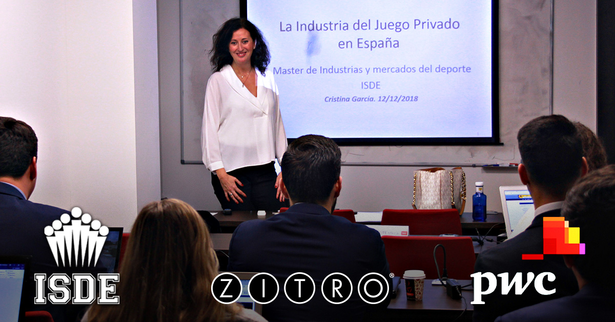 Zitro collaborates with ISDE PwC