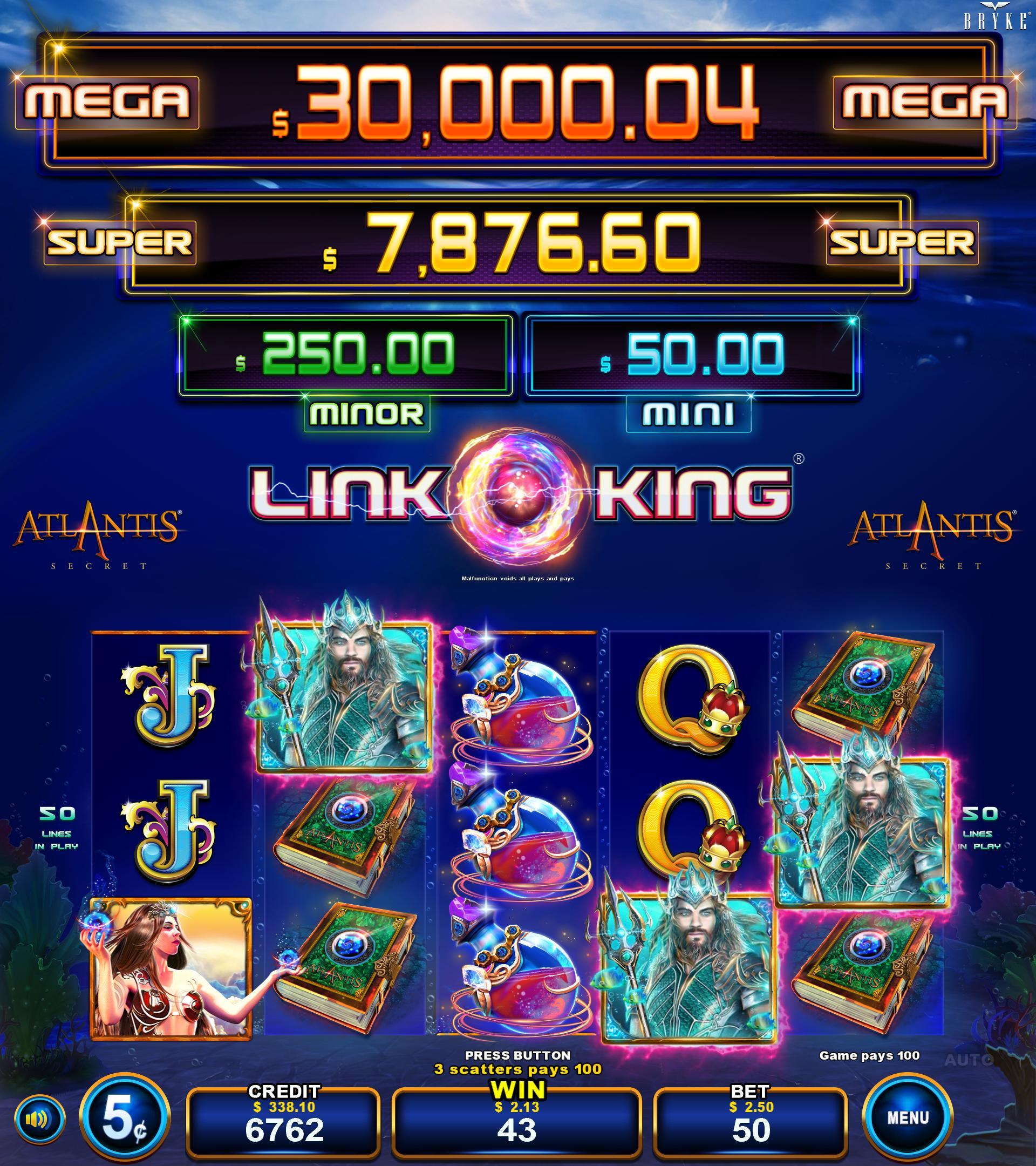 Atlantis Secret screenshot - Zitro Games