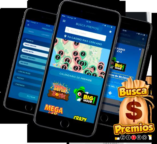 Zitro Games - Busca Premios