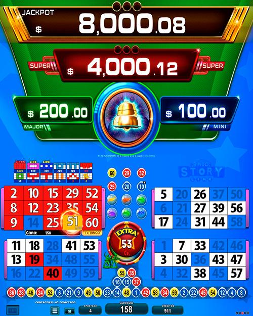 BingoLinkBingoStory_partida extra