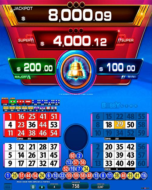 BingoLinkBobbyDoggie_pantalla