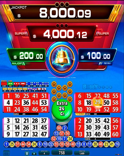 BingoLinkBobbyDoggie_partida extra