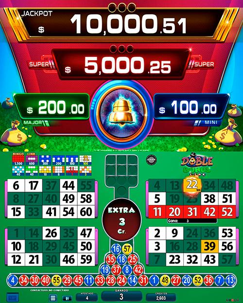 BingoLinkDobleBonus_partida extra