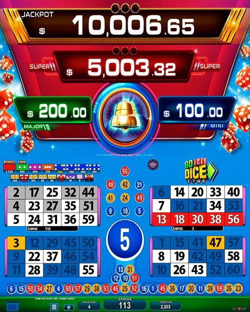 BingoLinkGoDice_pantalla