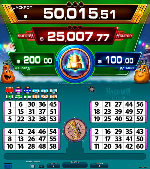 BingoLinkHallowin_pantalla