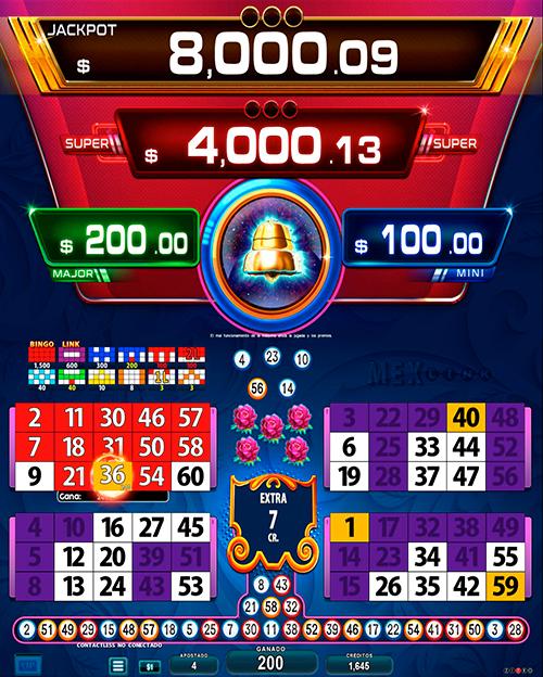 BingoLinkMixMex_pantalla