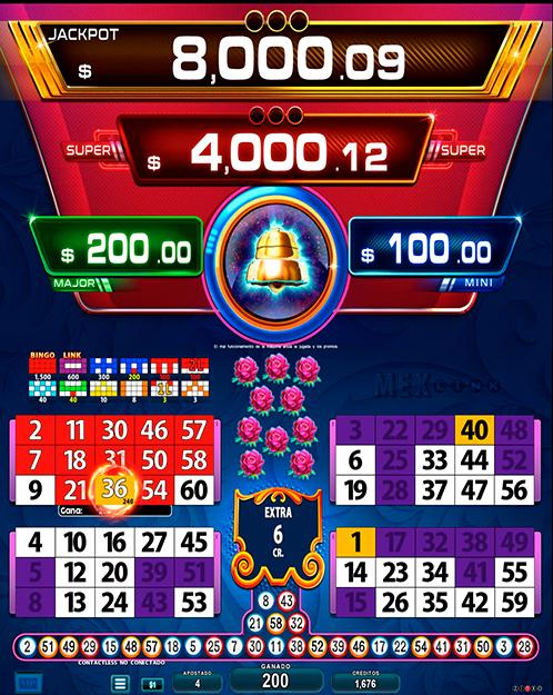 BingoLinkMixMex_partida extra