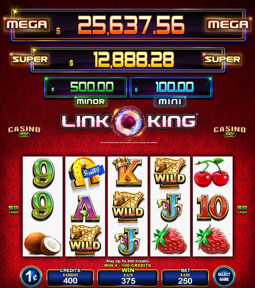 Multigame Panoramic - Link King - Casino Mix