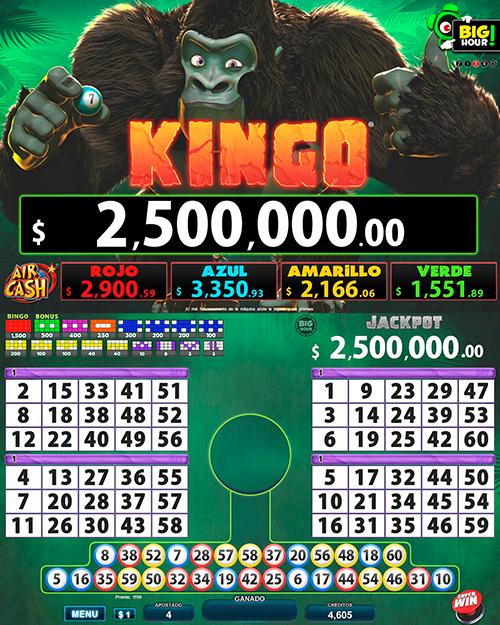 Kingo_pantalla_inicial