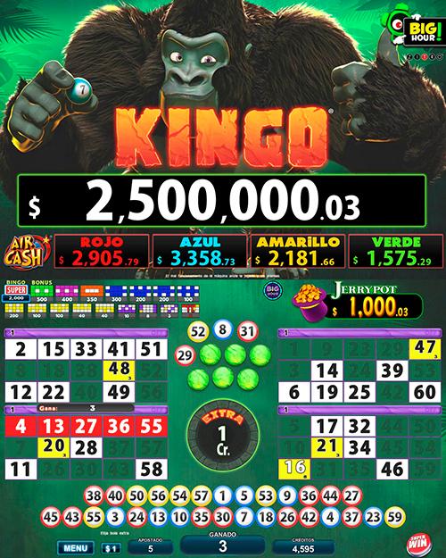 Kingo_pantalla_juego