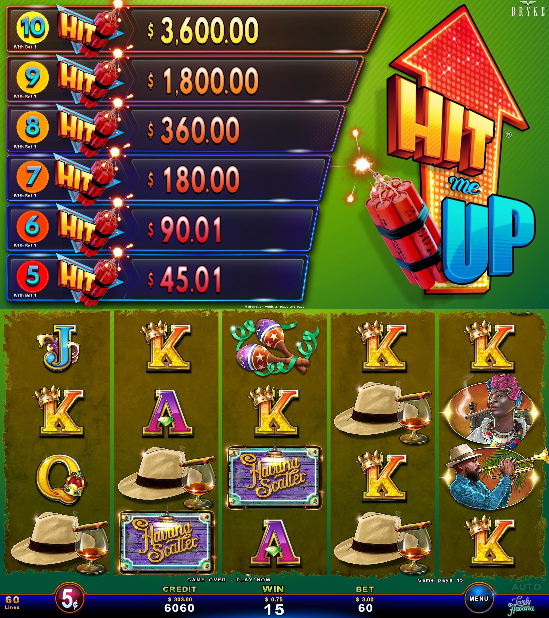 Lovely Havana screenshot - Zitro Games