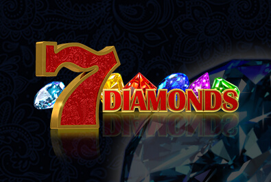 Zitro Games - Video Slots - Multigame Standalone - Spin Hit - 7 diamonds
