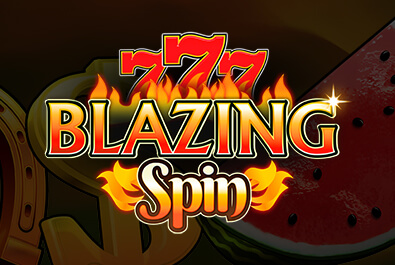 Zitro Games - Video Slots - Multigame Standalone - Spin Hit - Blazing Spin