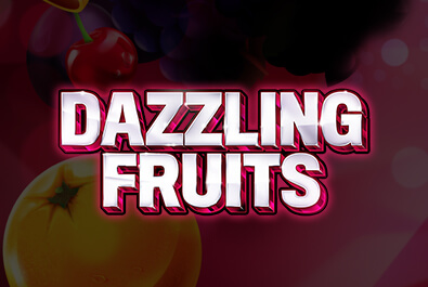 Zitro Games - Video Slots - Multigame Standalone - Spin Hit - Dazzling Fruits