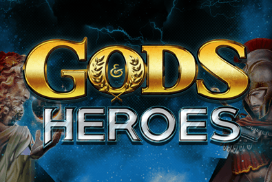 Video Slot - Multigame LAP - Link Me - Gods & Heroes