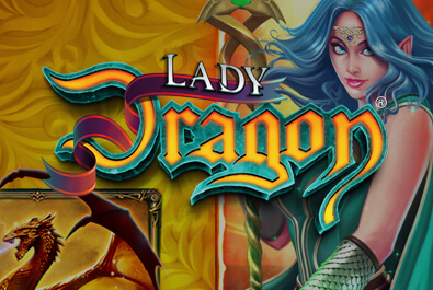 Video Slot - Multigame LAP - Link King - Lady Dragon